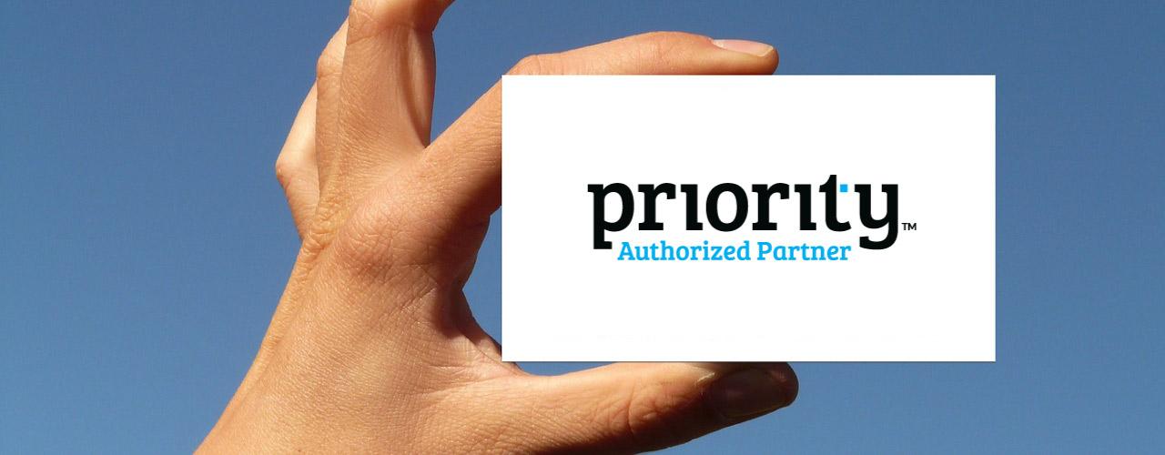 priority - משווק מורשה